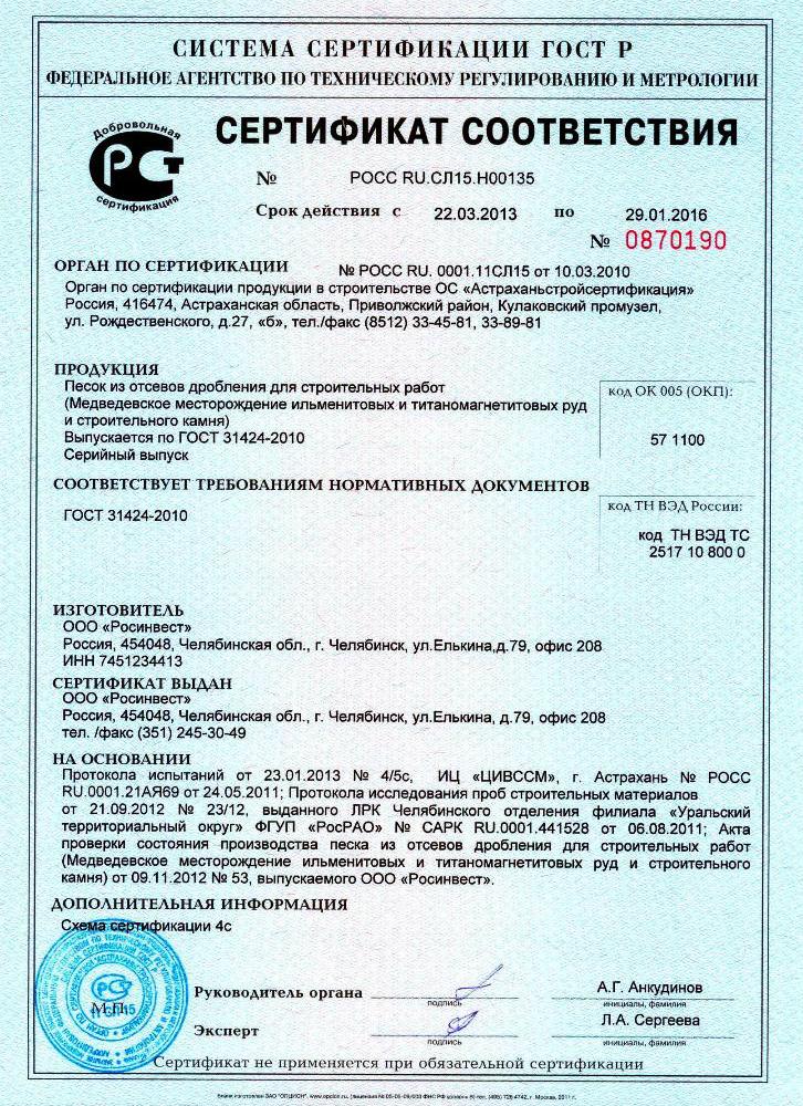 Сертификация строительной продукци сертификация процедуры фап эртос